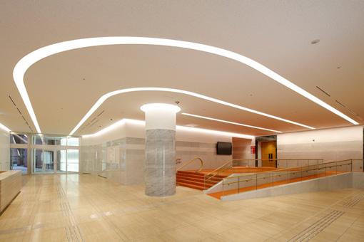東京都写真美術館 1階メインエントランス