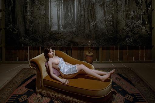 「ラブドール・アンジェ」よりラブドール・アンジェ 2014年 ©Suigimoto Studio