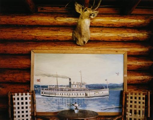 高橋恭司『The Ship, Seattle』「The Mad Broom of Life」より 1991-1993年 東京都写真美術館蔵